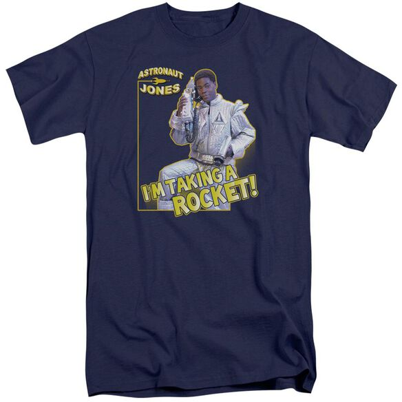Snl Astronaut Jones Short Sleeve Adult Tall T-Shirt