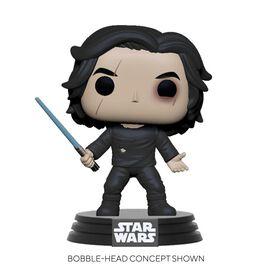 Funko Pop! Star Wars: Episode 9 - Ben Solo w/Blue Saber