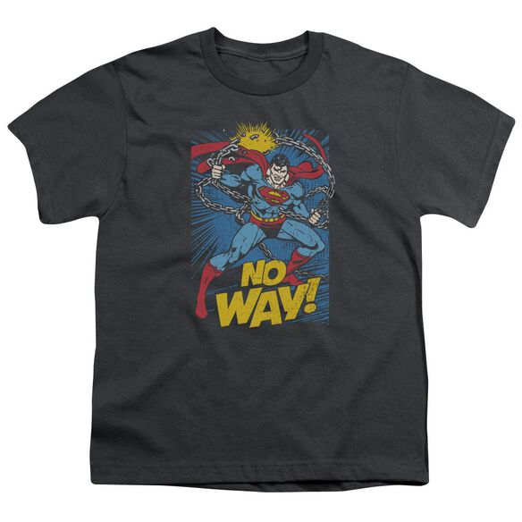 Dc No Way Short Sleeve Youth T-Shirt