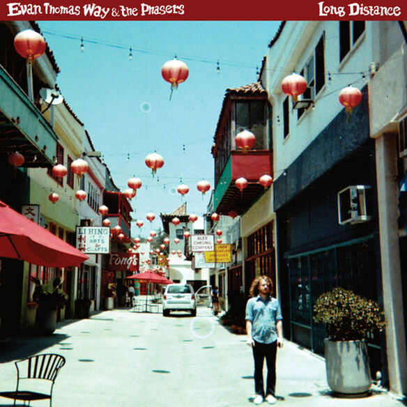 Evan Way Thomas & the Phasers - Long Distance