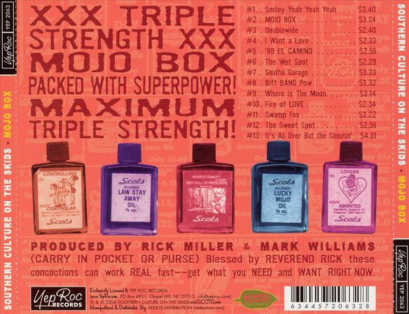 Mojo Box 0104