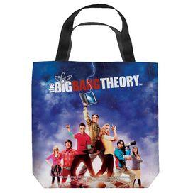 Big Bang Theory Poster Tote