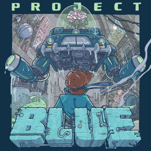 Toggle Switch - Project Blue