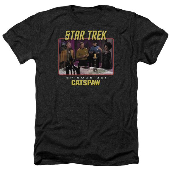 Star Trek Original Cat's Paw Adult Heather