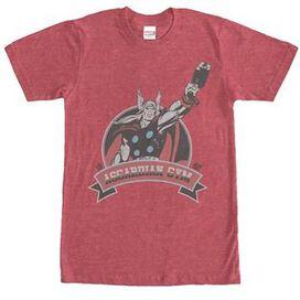 Thor Asgardian Gym T-Shirt
