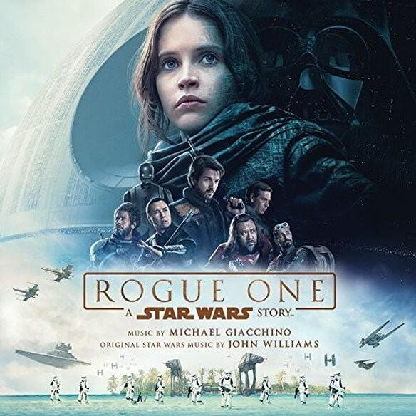 Rogue One: A Star Wars Story / O.S.T.