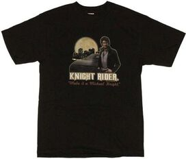 Knight Rider Michael T-Shirt
