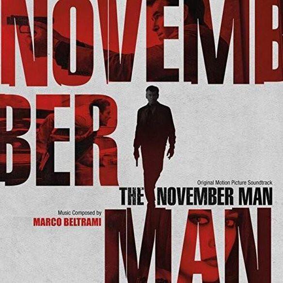 November Man (Score) / O.S.T.