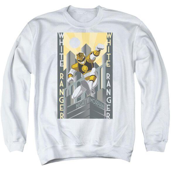 Power Rangers Ranger Duo Adult Crewneck Sweatshirt
