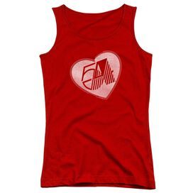 Studio 54 I Heart Studio 54 Juniors Tank Top