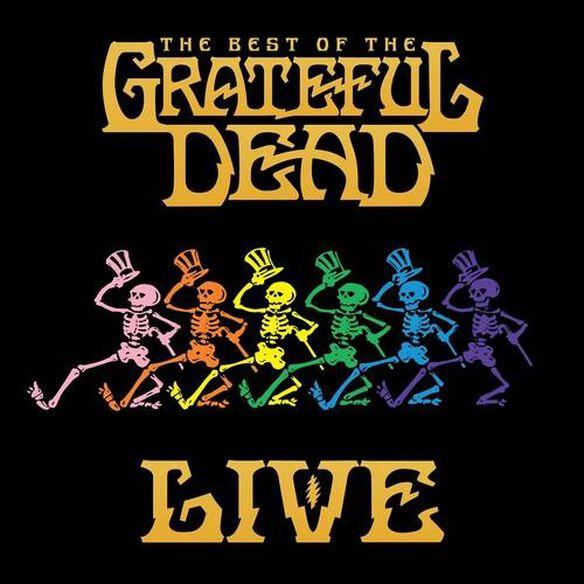 The Grateful Dead - Best Of The Grateful Dead Live: 1969-1977