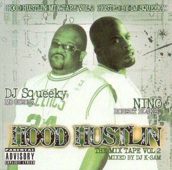 Hood Hustlin Mix Tape V2