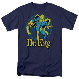 DC DR FATE ANKH - S/S ADULT 18/1 - NAVY T-Shirt