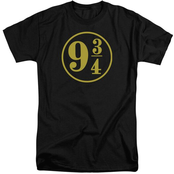 Harry Potter 9 3 4 Short Sleeve Adult Tall T-Shirt