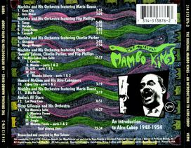 Various Artists - Original Mambo Kings: An Introduction to Afro-Cubop