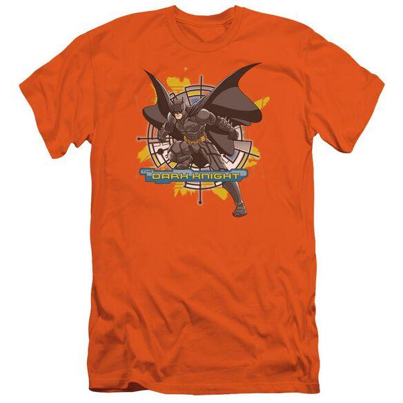 Dark Knight Wired In Short Sleeve Adult T-Shirt