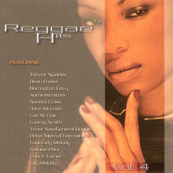 Reggae Hits V4 700