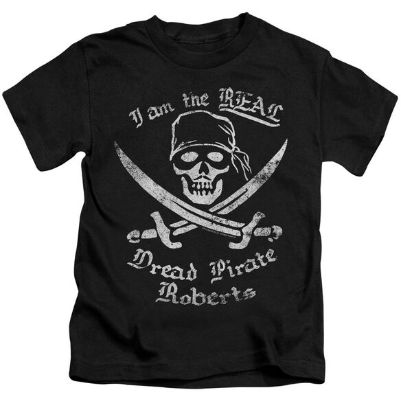 Princess Bride The Real Dpr Short Sleeve Juvenile T-Shirt