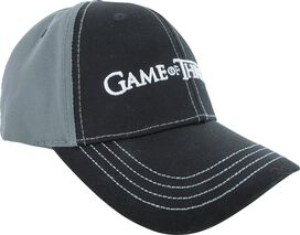 Game of Thrones Two Tone Win or Die Buckle Hat