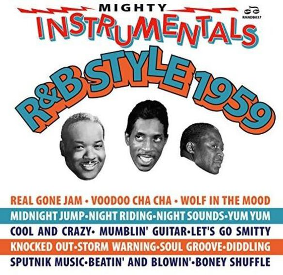 Mighty Instrumentals R&B Style 1959 / Various