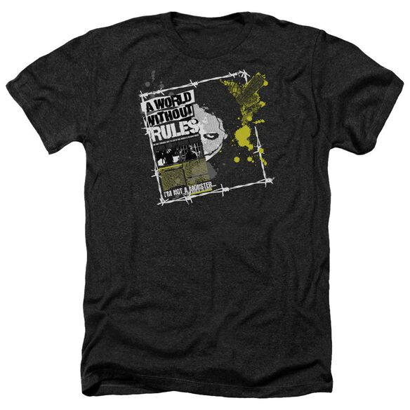 Dark Knight World Without Rules Adult Heather