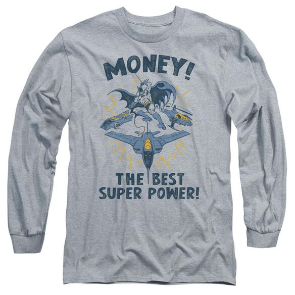 Dc Money Long Sleeve Adult Athletic T-Shirt