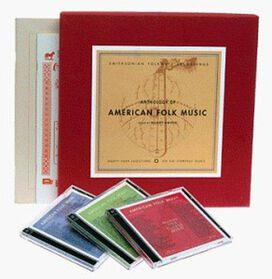 Various Artists - Anthology of American Folk Music, Vol. 1-3
