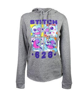 Stitch 626 Pop Art Women's Hoodie