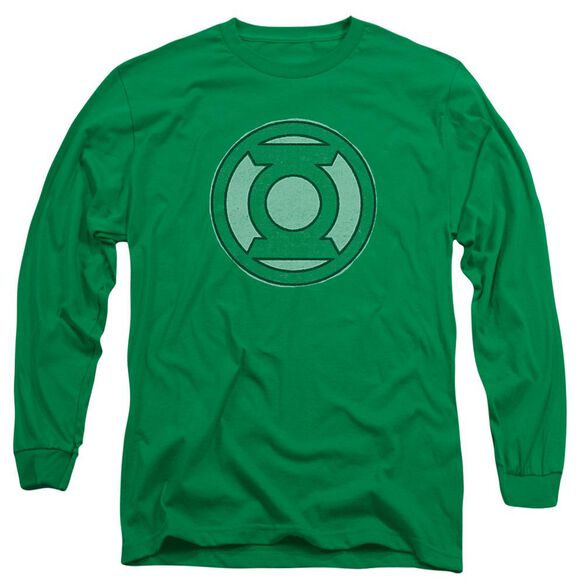 Lantern Hand Me Down Long Sleeve Adult Kelly T-Shirt