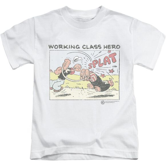 POPEYE BLUE BASH-S/S T-Shirt