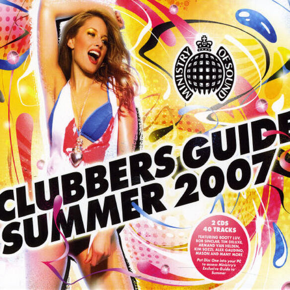 Clubbers Guide Summer 2007/ Various (Eng) - Clubbers Guide Summer 2007 / Various (Eng)