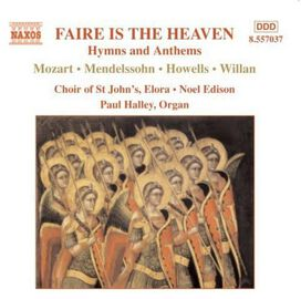 Various Artists - Faire is the Heaven: Hymns and Anthems