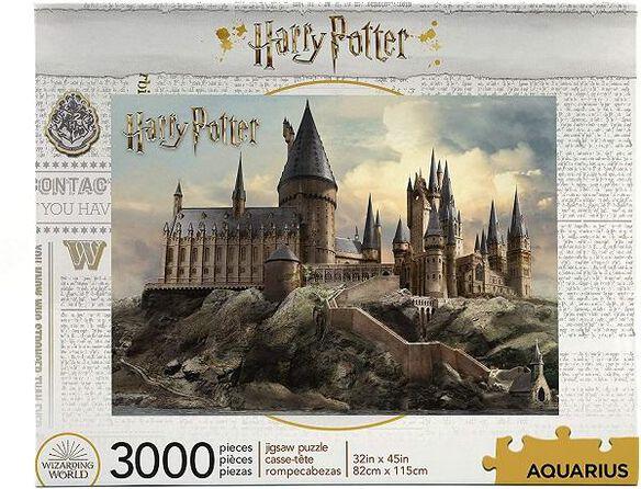 Harry Potter Hogwarts Castle 3000 Piece Puzzle