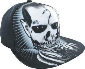 Suicide Squad Diablo Forgive Me Snapback Hat