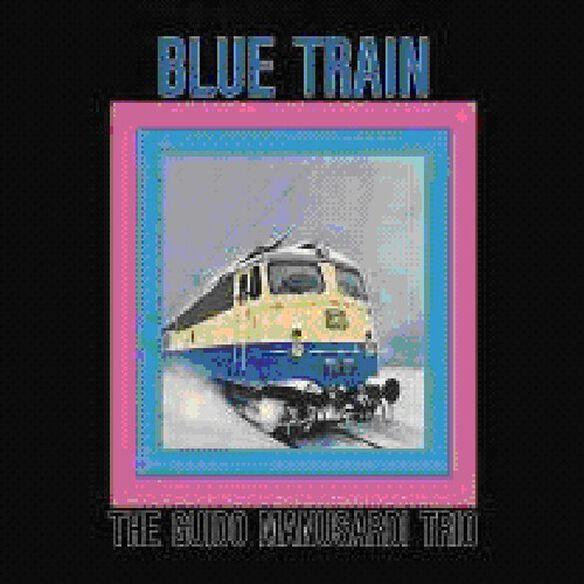 Guido Manusardi Trio - Blue Train