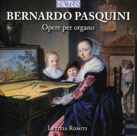 Pasquini/ Romiti - Organ Works (Jewl)