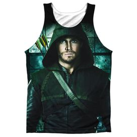 Arrow Two Sides Adult 100% Poly Tank Top