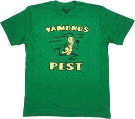 Breaking Bad Vamonos Pest T-Shirt Sheer