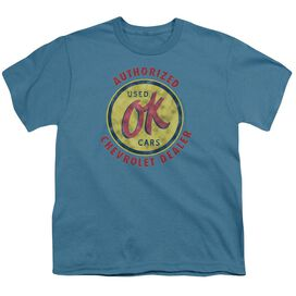Chevrolet Chevy Ok Used Cars Short Sleeve Youth T-Shirt