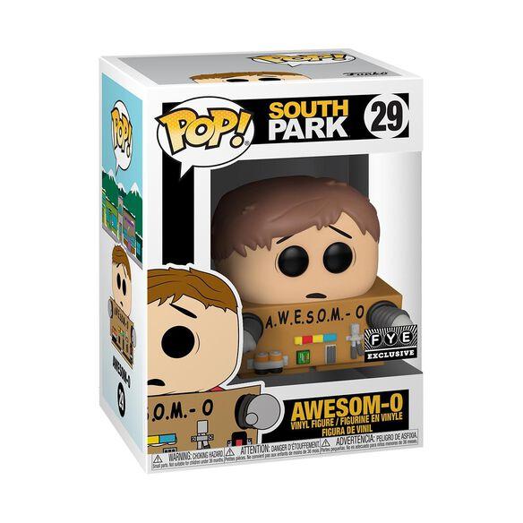 Funko Pop! South Park - A.W.E.S.O.M.-O 4000 Unmasked
