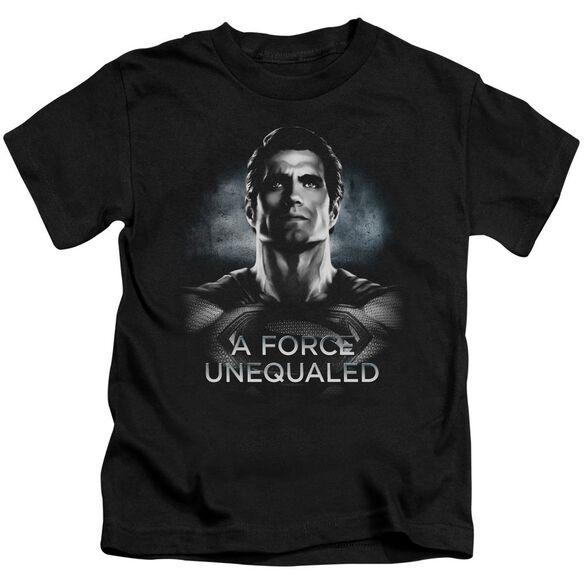 Batman V Superman Unequaled Short Sleeve Juvenile T-Shirt