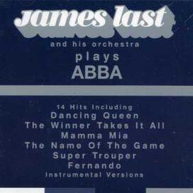 James Last - James Last Plays ABBA