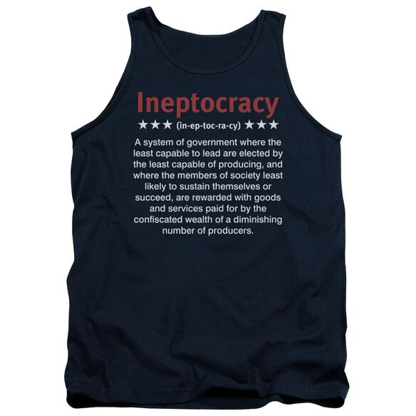 Ineptocracy Adult Tank