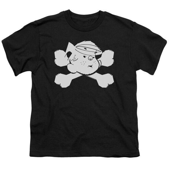 Dennis The Menace Bad To The Bone Short Sleeve Youth T-Shirt