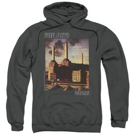 Pink Floyd Faded Animals Adult Pull Over Hoodie