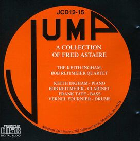 Keith/ Bob Ingham Reitmeier Quartet - Collection of Fred Astaire