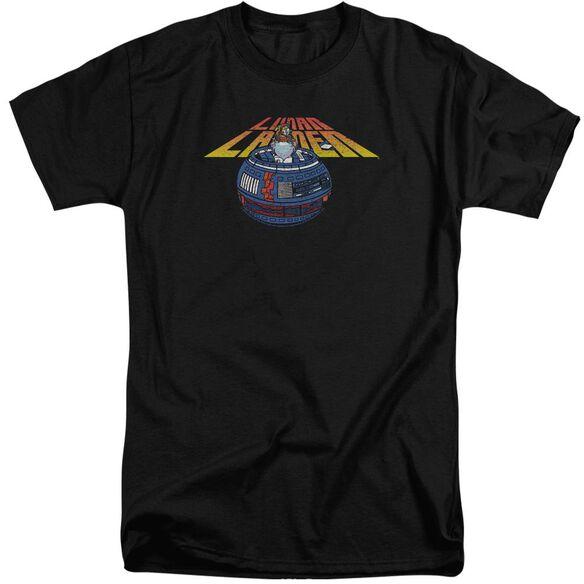 Atari Lunar Globe Short Sleeve Adult Tall T-Shirt