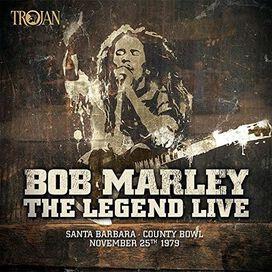Bob Marley & the Wailers - Legend Live: Santa Barbara County Bowl, November 25th 1979