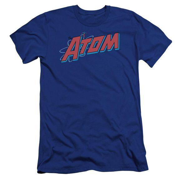 Dc The Atom Premuim Canvas Adult Slim Fit Royal
