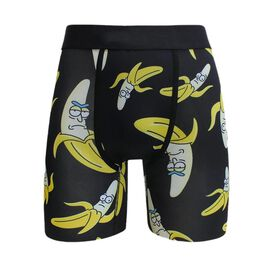 Rick & Morty Bananas Boxers